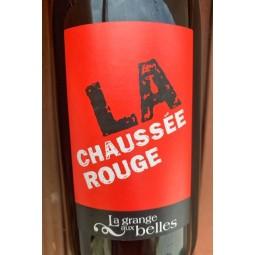 Domaine de la Grange aux Belles Vin de France La Chaussée Rouge 2018