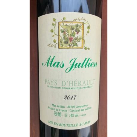 Mas Jullien Vin de Pays de l'Hérault blanc 2017
