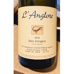 Domaine de l'Anglore Vin de France blanc Sels d'Argent 2018