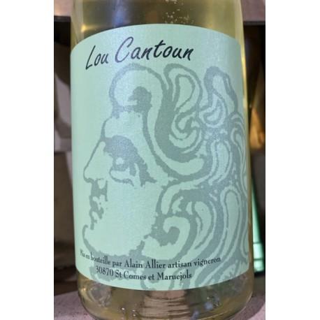 Domaine Mouressipe Vin de France blanc Lou Cantoun 2018