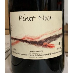 Pierre-Olivier Bonhomme Touraine Pinot Noir 2017 Magnum
