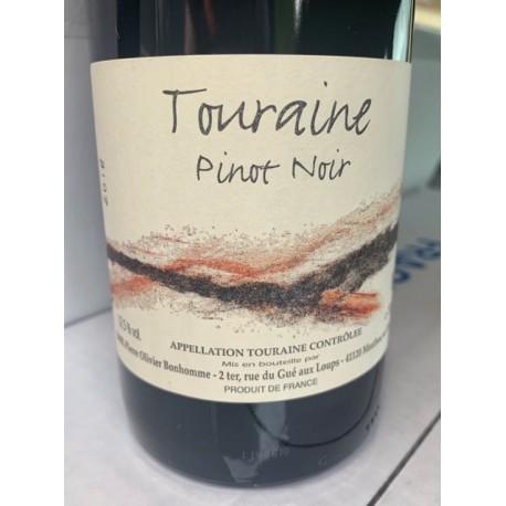 Pierre-Olivier Bonhomme Touraine Pinot Noir 2017