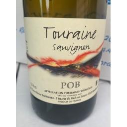 Pierre-Olivier Bonhomme Vin de France blanc Sauvignon POB 2018