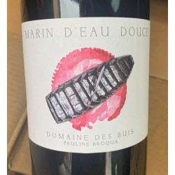 Pauline Broqua Vin de France Marin d'Eau Douce 2018