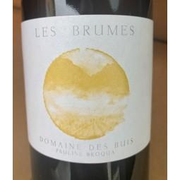 Pauline Broqua Vin de France blanc Les Brumes 2019