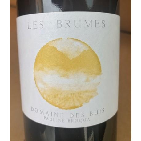Pauline Broqua Vin de France blanc Les Brumes 2018