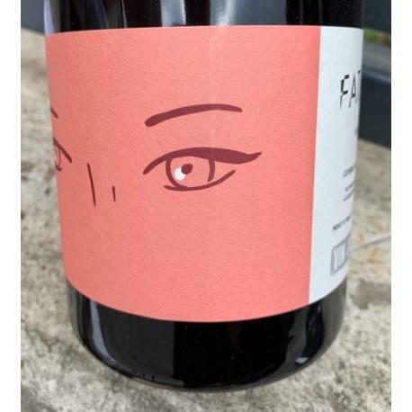 Vin des Potes Vin de France rosé Fatale 2018