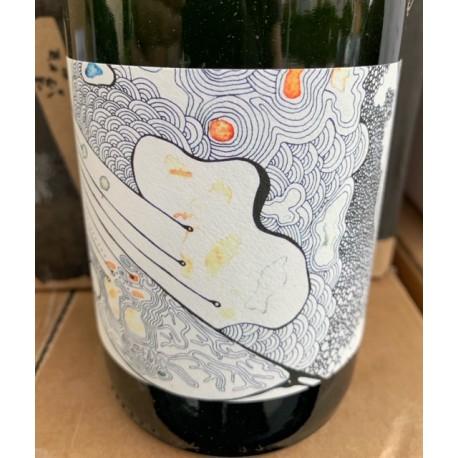 Vin des Potes & Sextant Vin de France blanc pet nat Nébuleuse 2018
