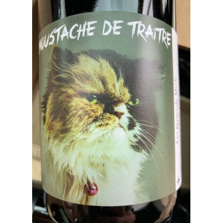 Les Serres de Merly Vin de France Moustache de Traitre 2017