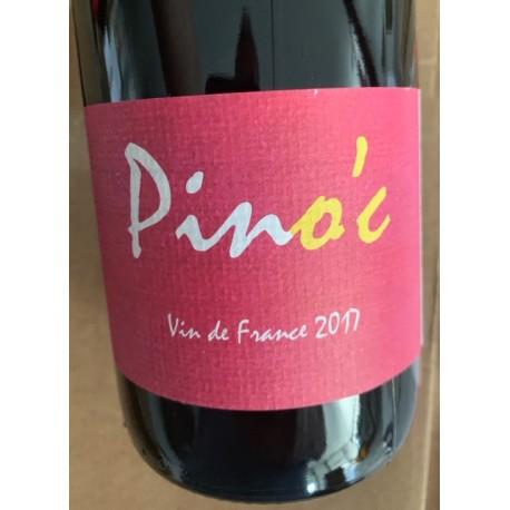 WA SUD Vin de France Pino'C (Pinot Noir) 2017