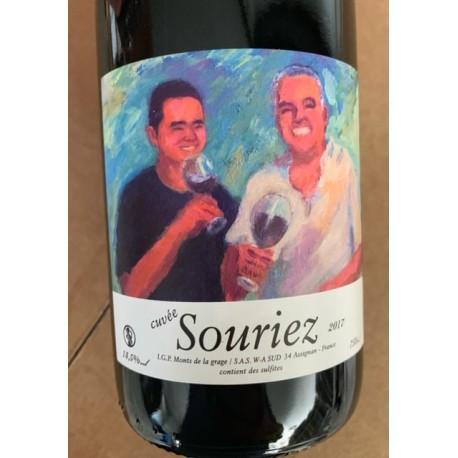 WA SUD Vin de France Cuvée Souriez 2016