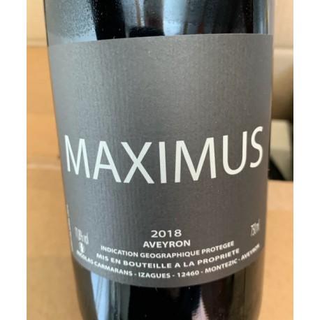 Nicolas Carmarans Vin de Pays de l'Aveyron Maximus 2012 Magnum