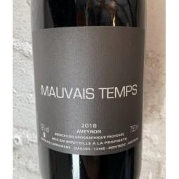 Nicolas Carmarans IGP Aveyron Mauvais Temps 2014