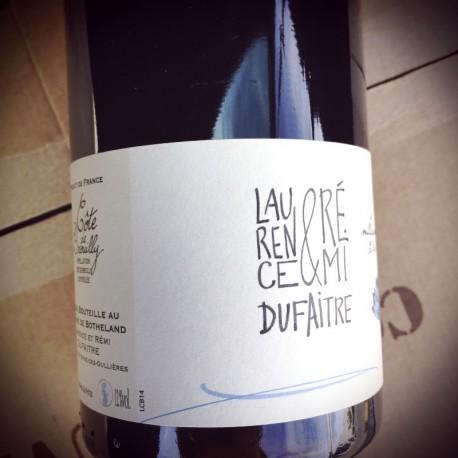 Laurence & Rémi Dufaitre Côtes de Brouilly 2014