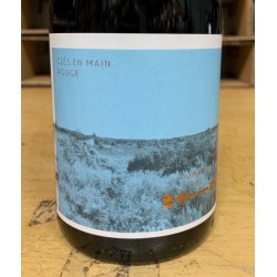 Domaine des Deux Clés Vin de France rouge Clés en Mains 2018