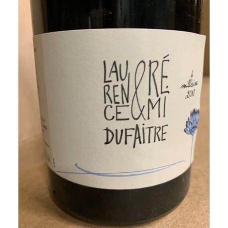 Laurence et Rémi Dufaitre Beaujolais Primeur 2016