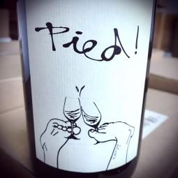 Le Batossay Vin de France rouge Ouech Cousin 2015