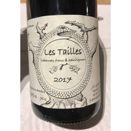 Jean-Christophe Garnier Vin de France Les Tailles 2017 Magnum