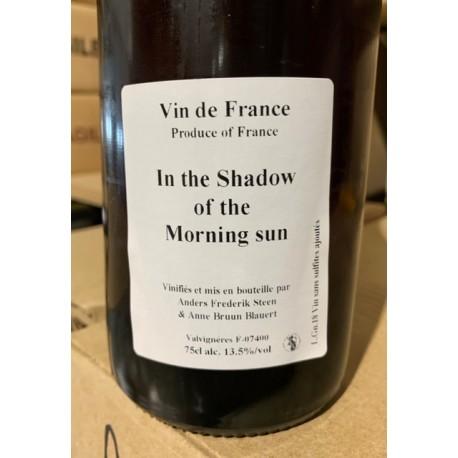 Anders Frederik Steen & Anne Bruun Blauert Vin de France In the Shadow of the Morning Sun 2018 Magnum