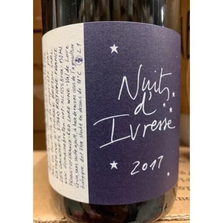 Domaine Breton Bourgueil Nuits d'Ivresse 2017