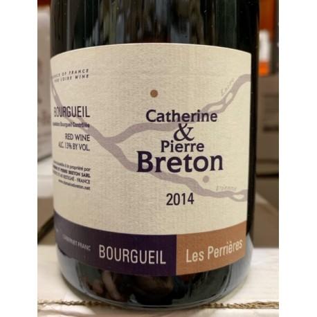Domaine Breton Bourgueil Les Perrières 2014