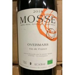 Domaine Mosse Vin de France blanc Overmars 2018
