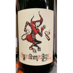 Le Batossay Vin de France rouge Dynamitage 2015 Magnum