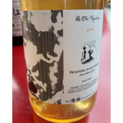 Clos Vagabond Vin de France blanc L'Air du Temps 2018