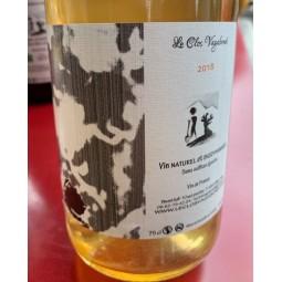Clos Vagabond Vin de France blanc L'Air du Temps 2018