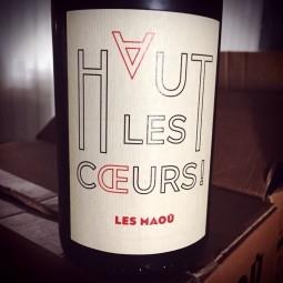 Les Maou Vin de France rouge Haut les Cœurs 2018