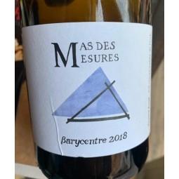 Mas des Mesures Vin de France blanc Barycentre 2018