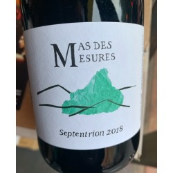 Mas des Mesures Vin de France rouge Septentrion 2018