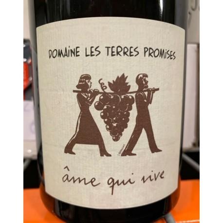 Domaine Les Terres Promises Coteaux Varois en Provence Ame qui Vive 2018