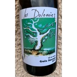 Domaine des Dolomies Côtes du Jura savagnin La Croix Sarrant 2018