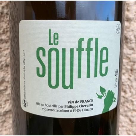 Philippe Chevarin Vin de France blanc Le Souffle 2018 Magnum
