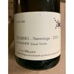 Domaine Julien Meyer Alsace Sylvaner Zellberg Voile 2000