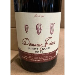 Domaine Finot IGP Isère Pinot Noir 2017