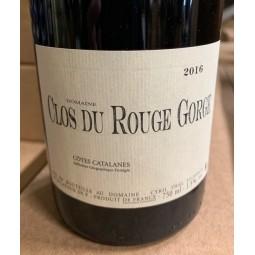 Clos du Rouge Gorge Vin de Pays des Côtes Catalanes Vieilles Vignes 2015