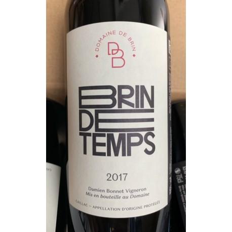 Domaine de Brin Gaillac Brin de Temps 2017