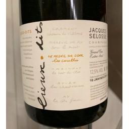 Selosse Champagne Blanc de Blancs Les Carelles (dégorgement 2019)