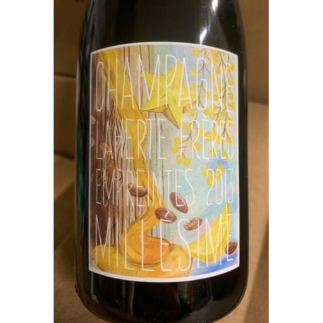 Laherte Frères Champagne Brut Nature Les Empreintes
