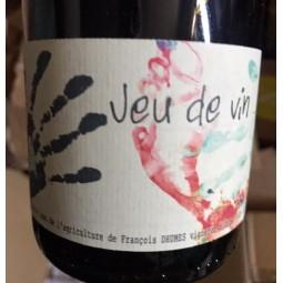 François Dhumes Vin de France Jeu de Vin 2018 Magnum