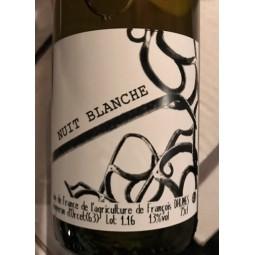 François Dhumes Vin de France blanc Nuit Blanche 2018