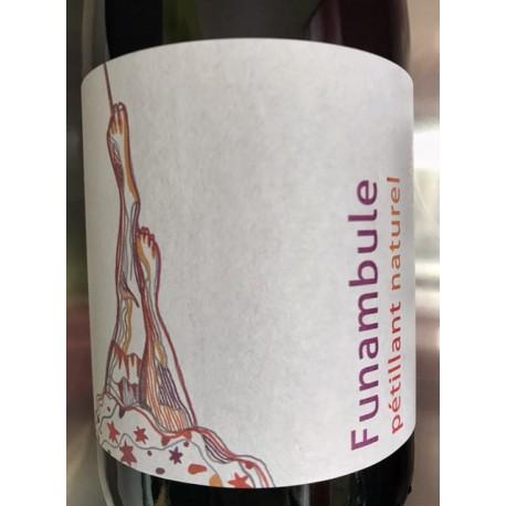 Château Lafitte Vin de France blanc petnat Funambule 2018
