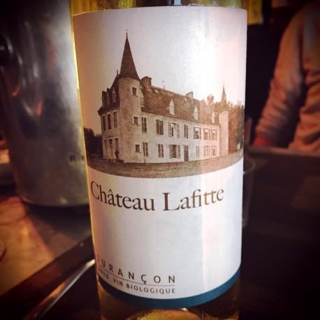Château Lafitte Jurançon 2015