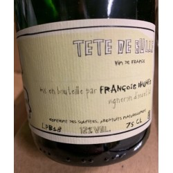 François Dhumes Vin de France Pet Nat blanc Tête de Bulles 2016