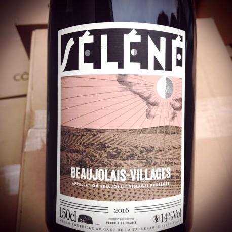 Séléné (Sylvère Trichard) Beaujolais-Villages 2016 Magnum