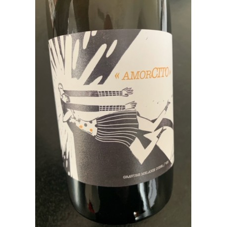 Laura Aillaud Vin de France blanc Amorcito 2019