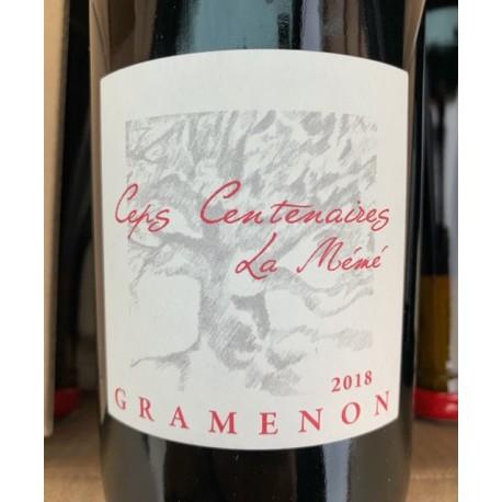 Domaine Gramenon Côtes du Rhône Mémé 2016