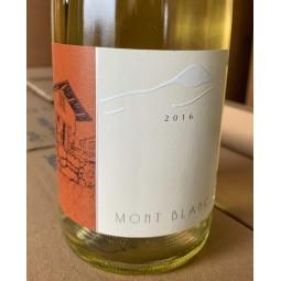 Domaine Belluard Vin de Savoie mousseux Méthode Traditionnelle Ayse Mont Blanc Brut Zéro 2014